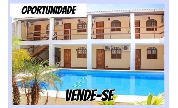 Pousada Para Venda Em Lauro De Freitas, Ipitanga, 14 Dormitórios, 14 Suítes, 15 Banheiros - Vs407