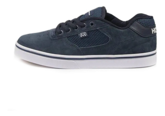 Tênis Hocks Flat Lite Navy/white