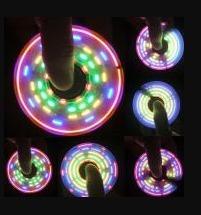 Spinner Con De Luces Led Secuencial