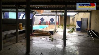 Terreno À Venda, 300 M² Por R$ 230.000 - Parque São Vicente - São Vicente/sp - Te0025