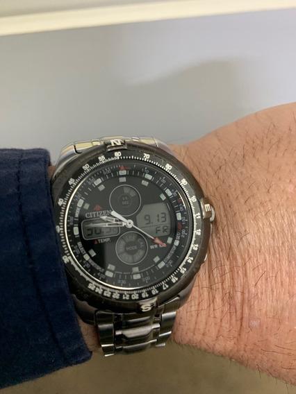 Relógio Citizen Promaster C-710 - Como Novo!