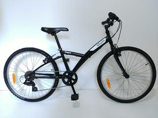 Bicicleta Infantil Mountain Bike Importada 6vel Btwin Rod 24