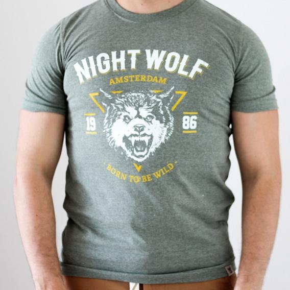 Remera Nightwolf - #castelrock