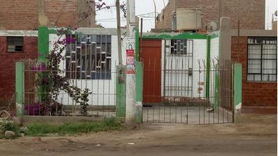 Vendo Casa De Material Noble En Chincha