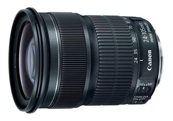 Lente Canon - Ef 24-105mm F/3.5 - 5.6 Is Stm