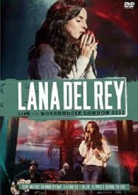 Dvd Mml Lana Del Rey Live Roundhouse London 2012 (original)