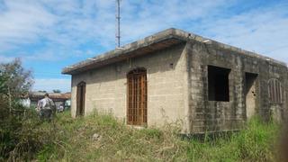 Casa Residencial À Venda, Balneário Guaraçaí, Itanhaém. - Ca0006