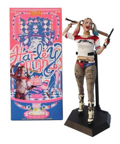 Arlequina Crazy Toys Harley Quinn Suicide Squad Ñ Hot Toys