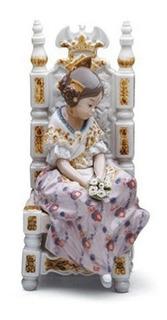 Figura Porcelana Lladró Española Colección No. 1397 Lladro