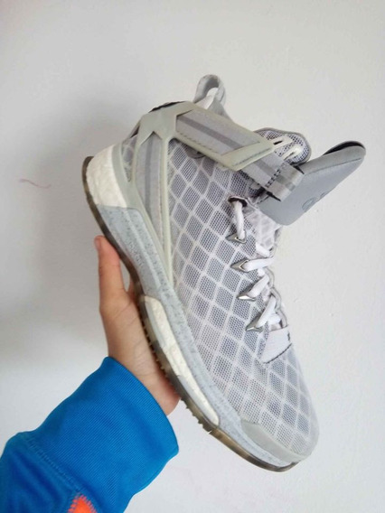 Tenis adidas Derrick Rose Boost #24.5 Originales