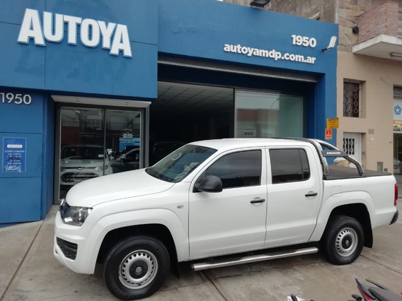 Volkswagen Amarok 2017 2.0 Cd Tdi 180cv 4x2 Dark Label