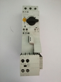 Kit Guardamotor/contactor 2.5a Eaton