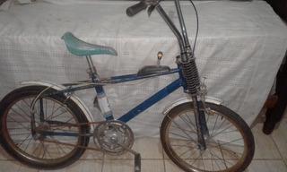 Bicicleta Caloi - Formula C3 - Rodado 20 - Gt3