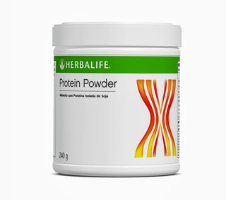 Protein Powder Herbalife 240g Proteína Isolada - P. Entrega