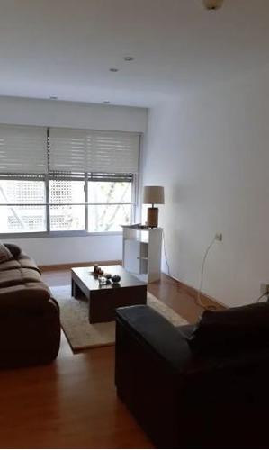 Alquiler Apartamento Pocitos Amoblado 2 Dormitorios Garaje