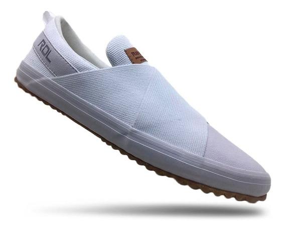 Tenis Feminino Slip-on Sneaker Tendencia 2019 Frete Gratis
