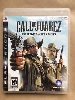 Call Of Juarez Bound In Blood Ps3. Envíos Todo Chile