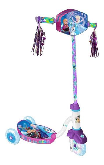 Scooter Patin Del Diablo Frozen Elsa Ana