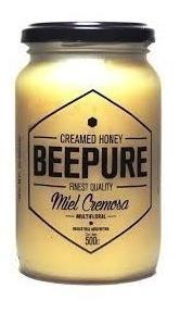 Miel Cremosa Beepure Premium Frasco 500grs. / Organ&co