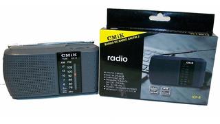 Radio Cmik Icf-8 Am Fm A Pilas