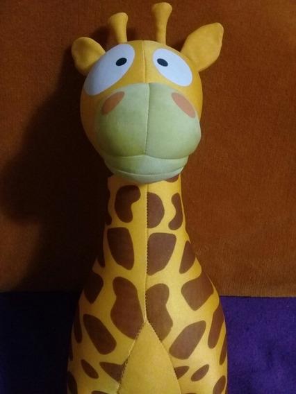 Pelucia Girafa De Pelucia Buba Com 36 Cm