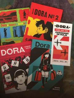 Dora 4 Tomos Minaverry