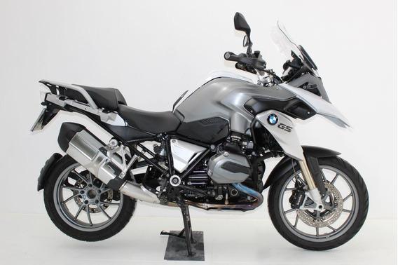 Bmw R 1200 Gs Sport 2016 Branca