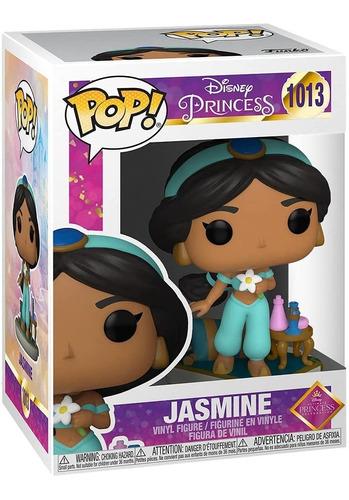 Imagem 1 de 5 de Funko Pop Disney Princess - Jasmine 1013 Aladdin Princesa