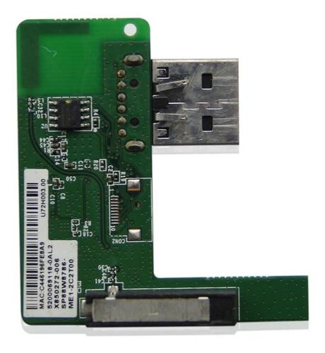 Imagen 1 de 3 de Modulo Wifi Bluetooth Xbox 360 Slim Y Slim E