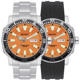 Relógio Orient Masculino Automático Kit 469ss040 O1sx