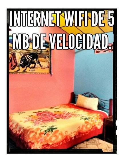 Habitación Amoblada Persona Sola Con Tvcable Y Wifi