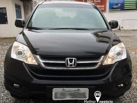 Honda Cr-v Lx 2.0 150cv 4x2 Aut. 2011 Preta