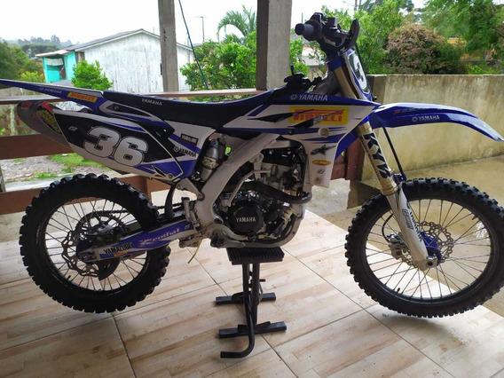 Yamaha Yz250f 2012