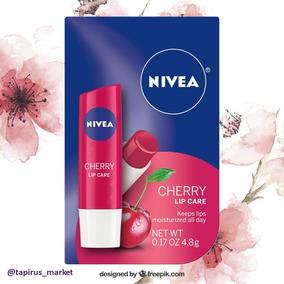 Nivea Lip Care Cereza (labial Hidratante)