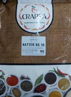 Batter Para Milanesas Crapsa X 5kg - 100% Calidad -