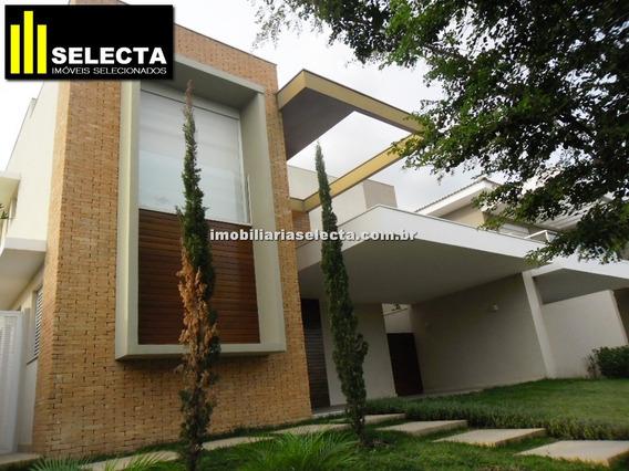 Casa 4 Suítes No Condomínio Quinta Do Golfe Em São José Do Rio Preto - Ccd4183