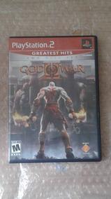 God Of War 2 - Ps2 - Frete R$ 17