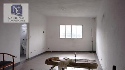 Sala Para Alugar, 20 M² Por R$ 650/mês - Vila Curuçá - Santo André/sp - Sa0167