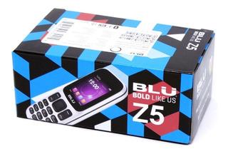 Celular Blu Z5 Dual Sim Tela 1.8 Câmera Vga Barato!