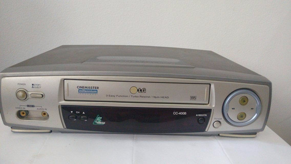 Vhs LG Cc-400b