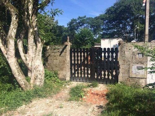 (ref: 3674) Casa- Itanhaém/sp - Palmeiras