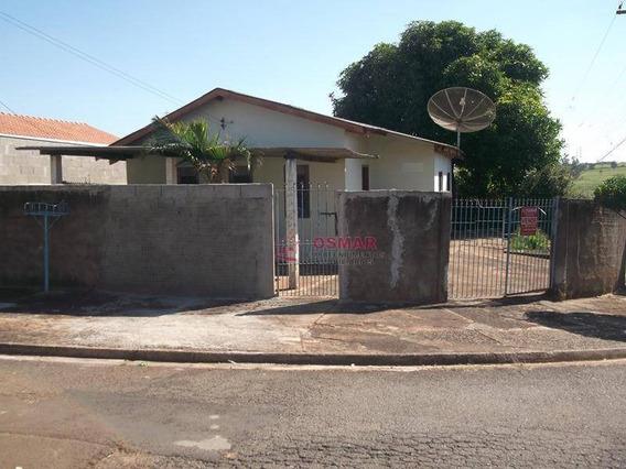 Casa Residencial À Venda, Jardim João Paulo Ii, Sumaré. - Ca0122
