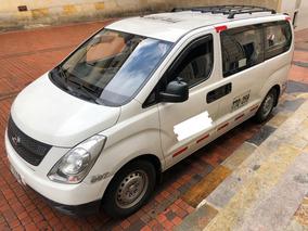 Hyundai H1 Starex 2014 - Servicio Especial - 11+1 Puestos.