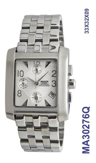 Relógio Analógico Sports Masculino Magnum Ma30276q