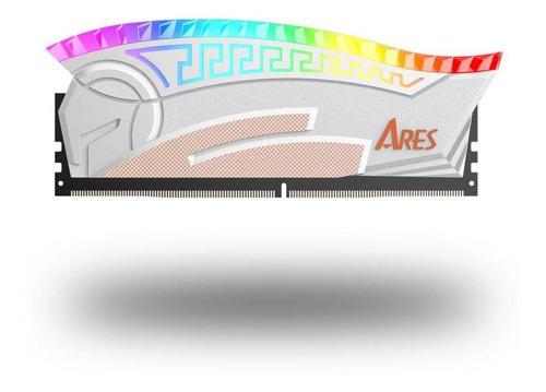 Imagem 1 de 5 de Memoria Gamer Ddr4 Ares Armor Dato Rgb 3000 Cl16 2 X 8gb Wt