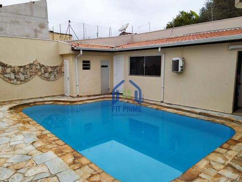 Casa Com 4 Dormitórios À Venda, 356 M² Por R$ 560.000,00 - Vila Angélica - São José Do Rio Preto/sp - Ca2210
