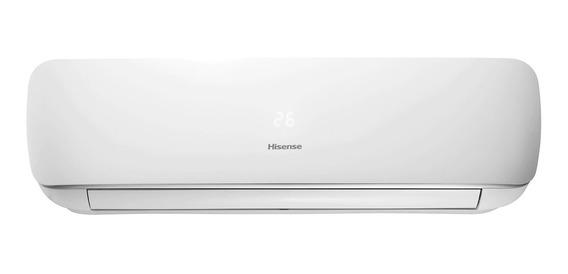 Aire acondicionado Hisense mini split inverter frío 24000BTU/h blanco 220V AT242CB