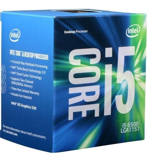 Processador Intel Core I5 6500 Usado