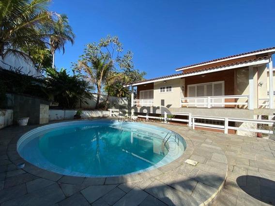 Casa Com 4 Dormitórios Para Alugar Por R$ 9.000,00/mês - Alphaville 10 - Santana De Parnaíba/sp - Ca0206