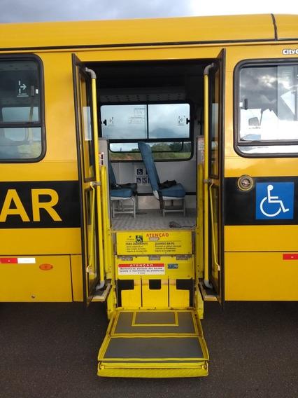 Iveco Cityclass 70c17 Com Elevador- Acessibilidade/escolar